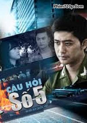 Canh Sat Hinh Su VTV3 2015 poster
