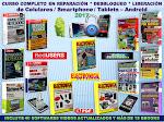 Video Curso Reparación Teléfonos Celulares 40 Programas Full