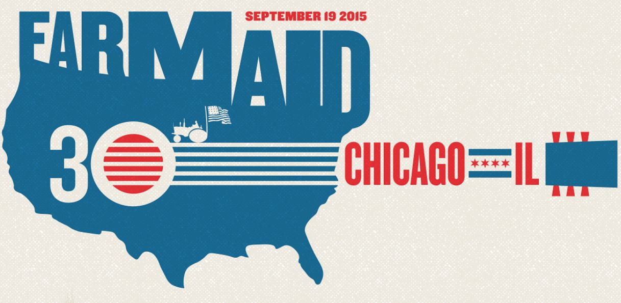 Farm Aid 30 - 19. September 2015