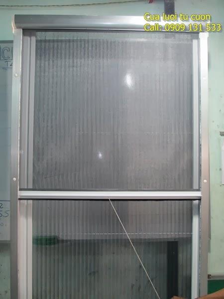 Tổng hợp các dòng cửa lưới chống muỗi