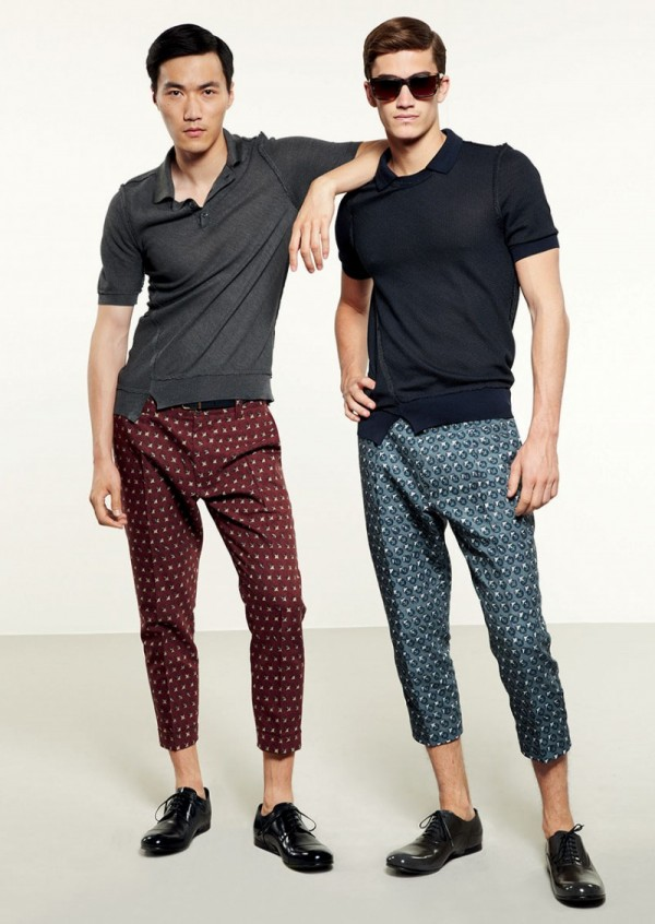 Here You Will Find Plenty Of Interesting Designs And Styles Starting From Simple Color Pants Playful Print Bananas Style Wide