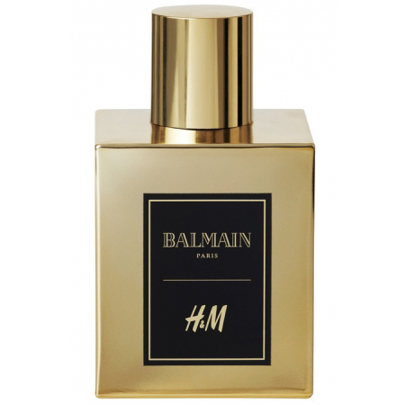 Balmain para H&M perfume