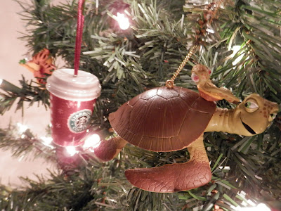 one of my favorite christmas ornaments i love crush and squirt from finding nemo - Finding Nemo Christmas Decorations