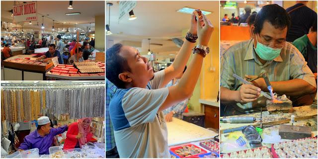 Pasar Akik Rawa Bening