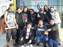 Los Maniaticos y El Punk Rock Nunca...
