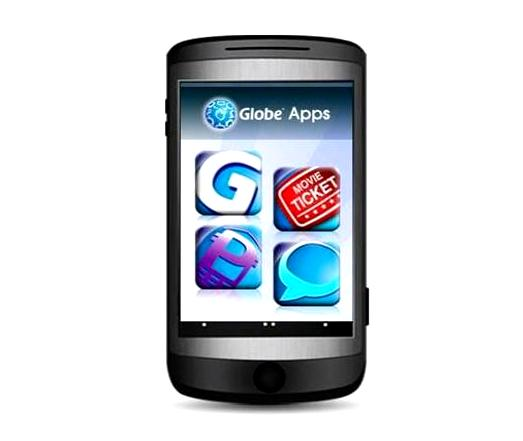 Globe Apps And Contents For Your Mobilephones