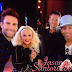 FIRST PICTURE OF CHRISTINA AGUILERA'S RETURN TO 'THE VOICE' SEASON 8