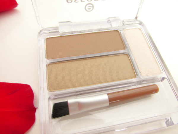 essence Hello Autumn Eyebrow Set 02 Walk in the Park  review photos