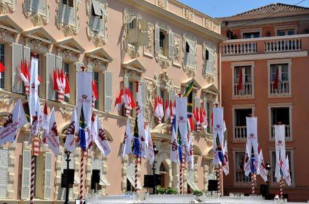 Монако празнува Кралска сватба