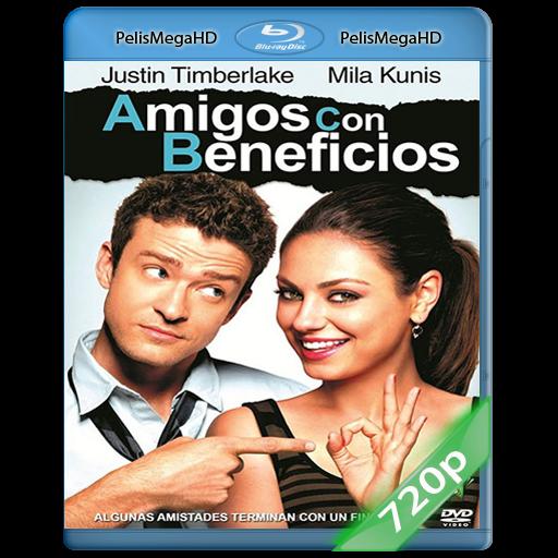 Amigos con Beneficios (2011) 720P HD MKV ESPAÑOL LATINO
