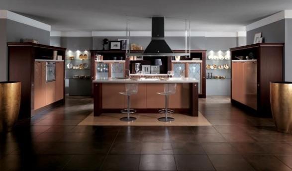 Fotos de modelos cl sicos de cocinas c mo dise ar for Modelos de muebles de cocina fotos