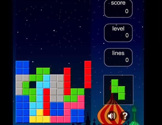 La jugabilidad de Tetris