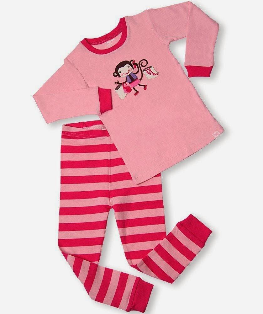 Pijama a Rayas, Niñas