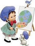 """Fazendo Arte e Criando com as """"Próprias Mãos"""" !!!"""