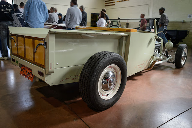 1929 Custom Truck at Jalopyrama