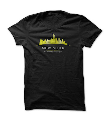 New York city Where my story begins