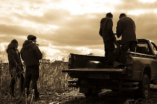 group clay pigeon shoot Norfolk