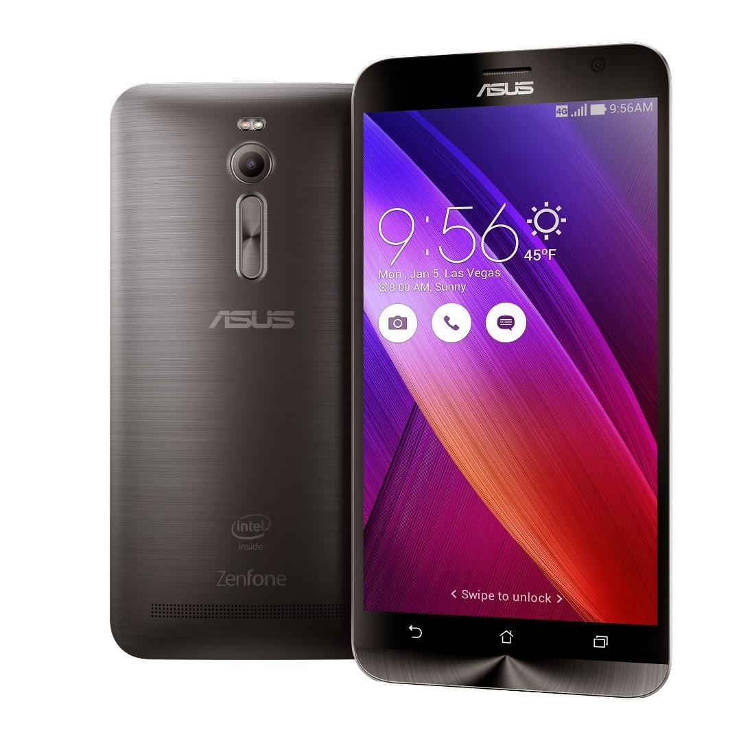 Asus Zenfone 2, Smartphone dengan RAM 4GB Harga 2 Jutaan