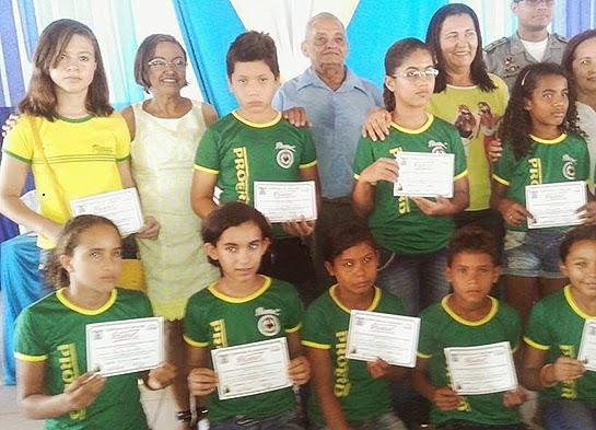 Chapadinha-MA: PROERD forma mais 475 alunos