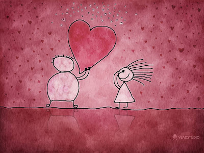 10 Free Wallpapers for Valentine Day ~ Web Designers Depot