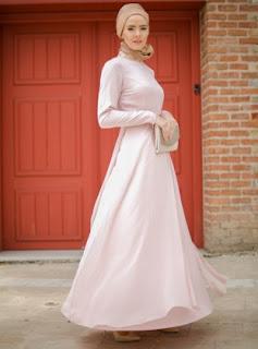 Contoh foto dan model busana muslim modis masa kini