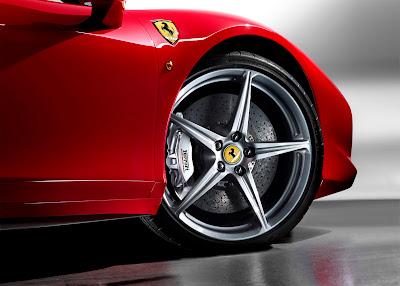 2011 Ferrari 458 Italia Wallpaper