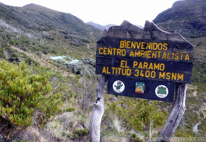 Climbing Cerro Chirripó, Costa Rica