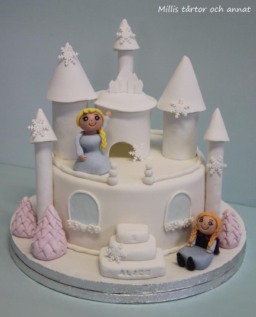 Elsa och anna slott