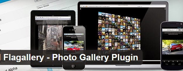 Grand Flagallery - Photo Gallery Plugin