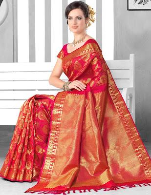 Diwali Collections Silk Sarees