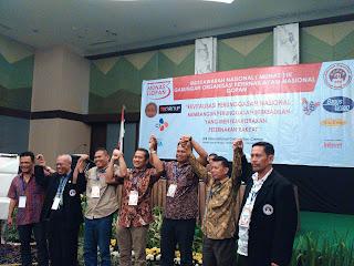 Herry Dermawan, Alimudin Sidi, Kadma Wijaya, Setya Winarno, Mukhlis, Sigit Prabowo, Sugeng Wahyudi