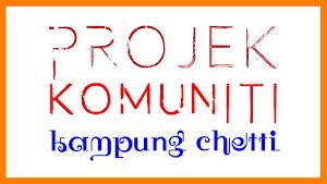 Projek Komuniti Kampung Chetti