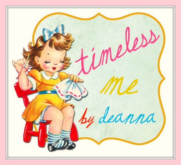 My Old Timeless Things Blog