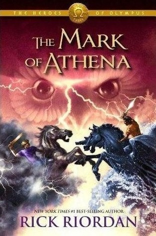 Book review of mark of athena