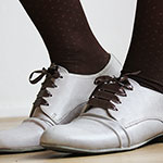 Shoelace Upcycle Project