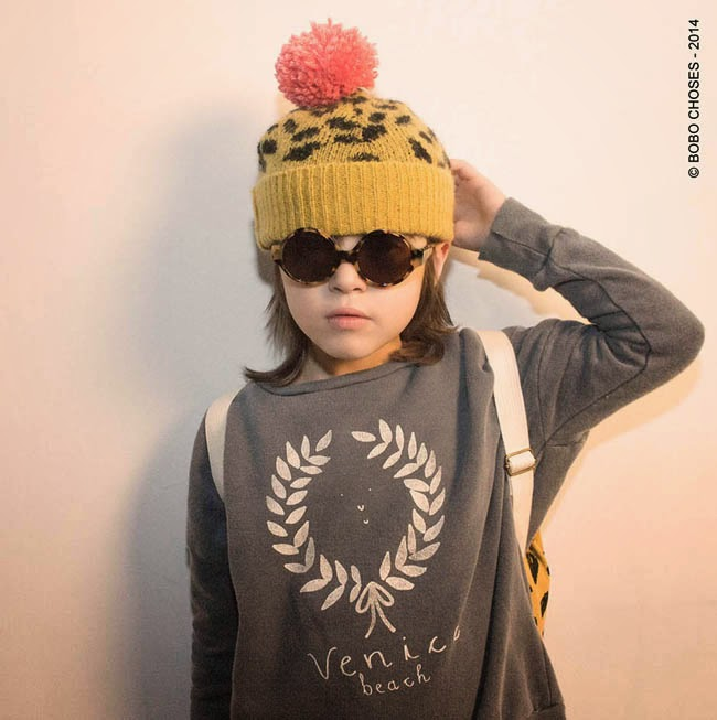 "Bobo Choses Autumn-Winter 2014/15 ""A day in L.A."""