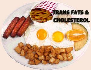 lemak tidak sehat