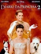 O Diário da Princesa 2 Dublado