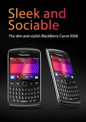 Harga BlackBerry Curve 9360 OkeShop Indonesia