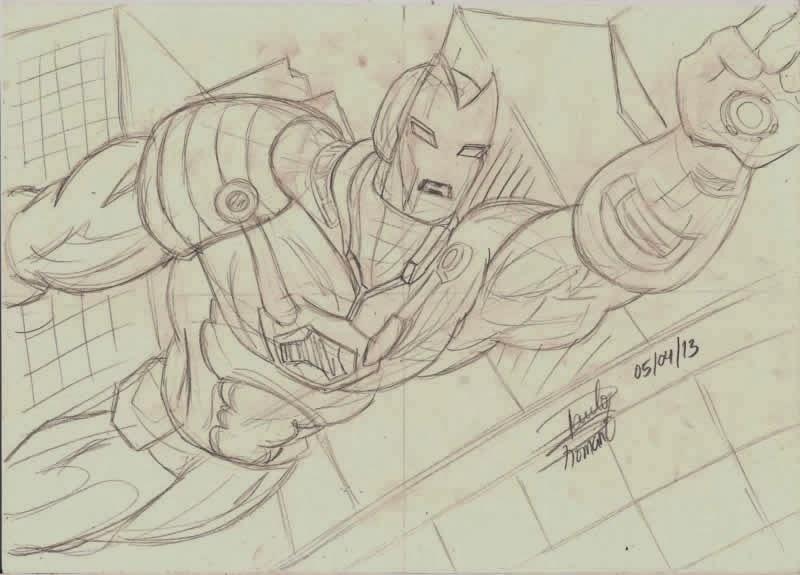 Iron Man (desenho)