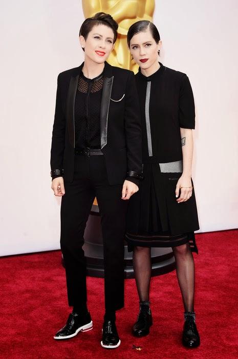 Oscar 2015 Sisters Qiun