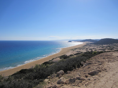 (North Cyprus)– Karpas peninsula - Golden Beach