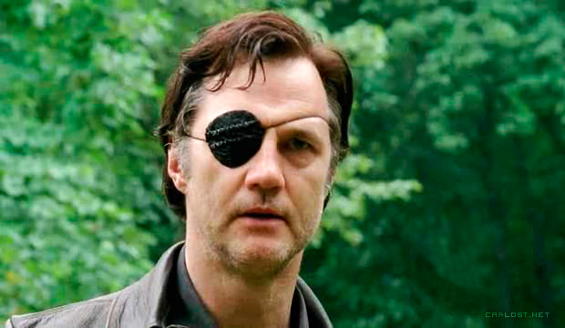 El Gobernador (David Morrissey) en The Walking Dead 4x08 Mid-Season Finale