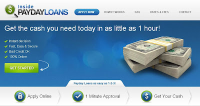 Inside Payday Loans