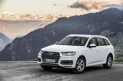 Ενδεικτικός τιμοκατάλογος αυτοκινήτων Audi