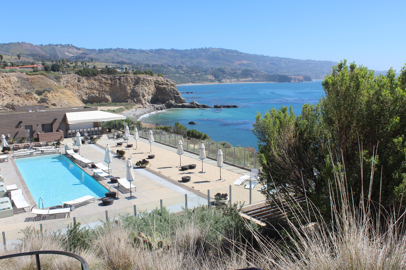 Terranea Resort - Two Toned - She Said He Said