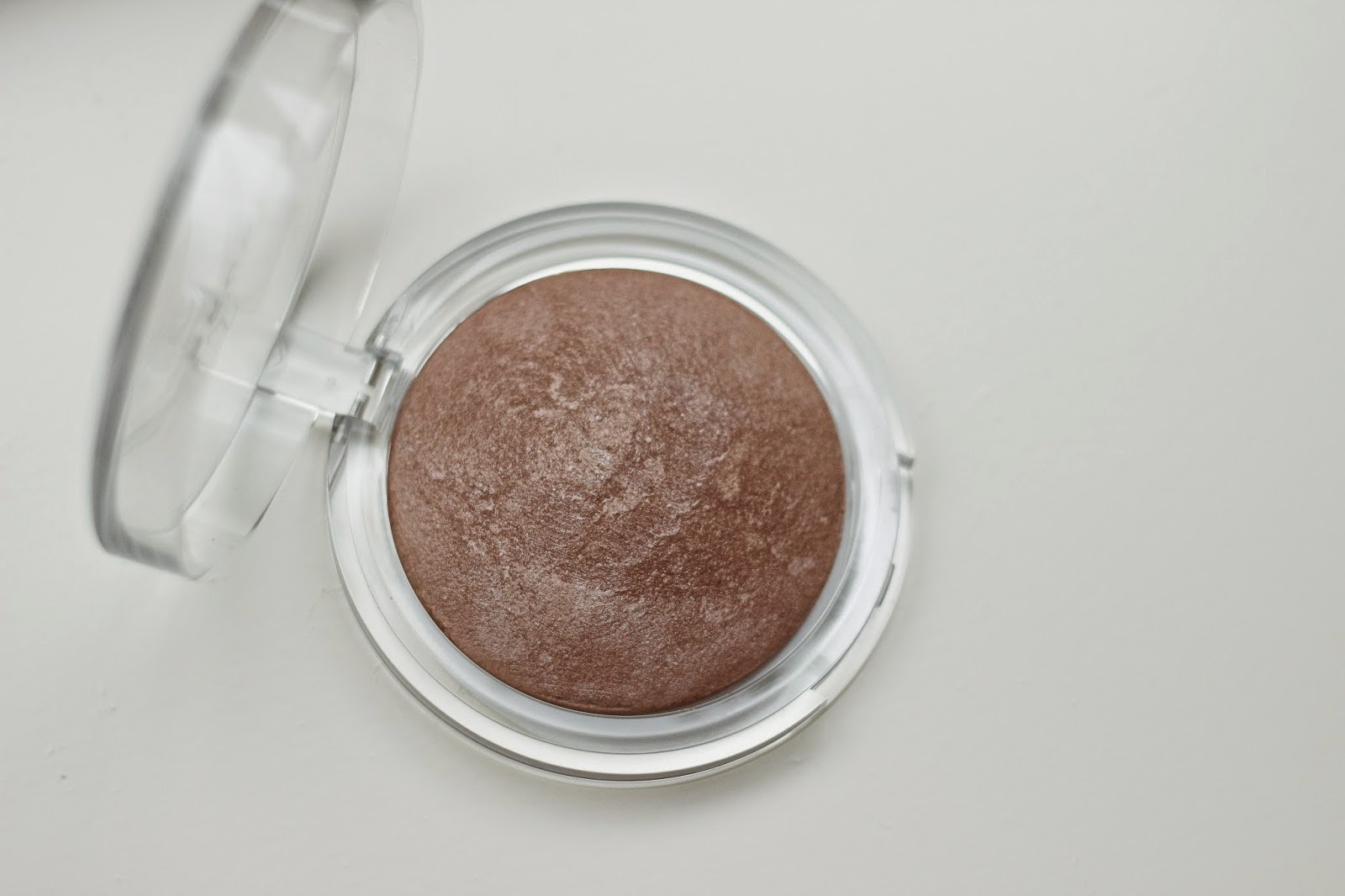 catrice metallure luminizing bronzer review swatches full face