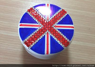 Plastic Stone Paste British Blue Hokkaido Otaru Music Box Production