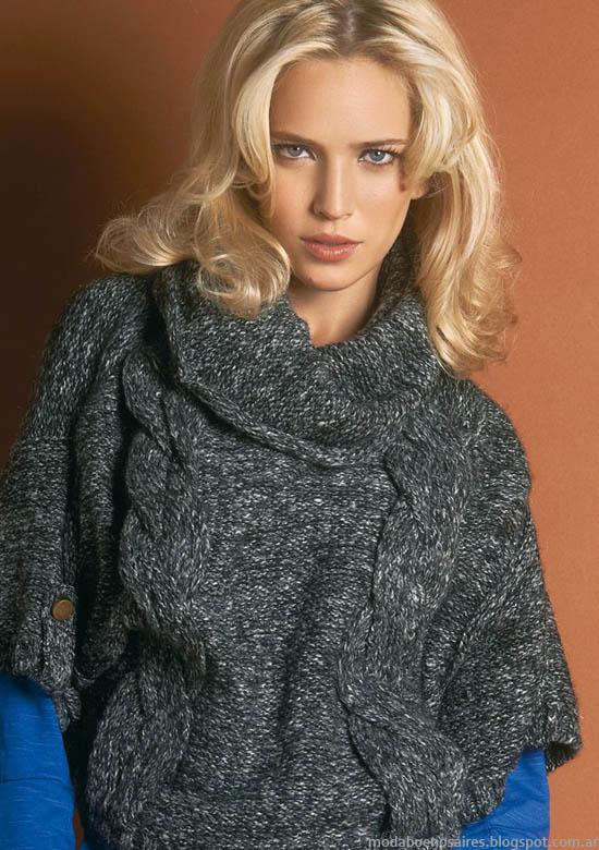 Marcela Koury Select otoño invierno 2013 tejidos
