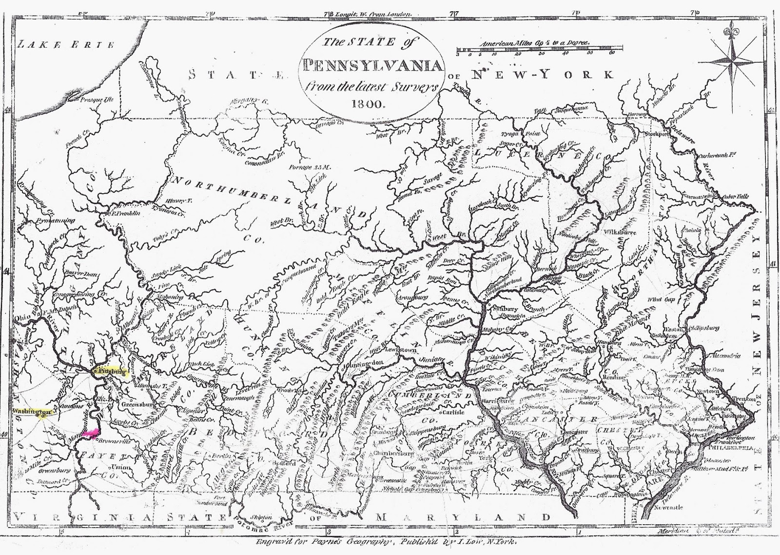 this map and many others can be found at historical maps of pennsylvania